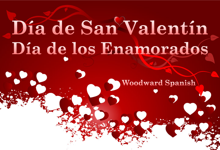 Vocabulario del Día de San Valentín - Valentine's Day Vocabulary in Spanish