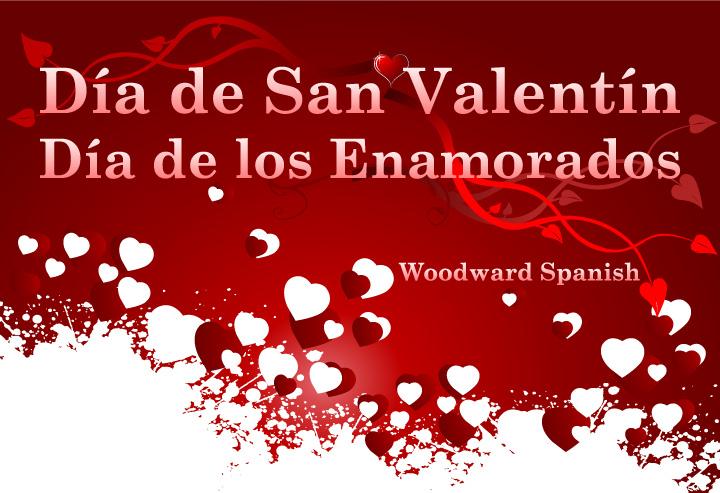 Día De San Valentín Día De Los Enamorados Vocabulario
